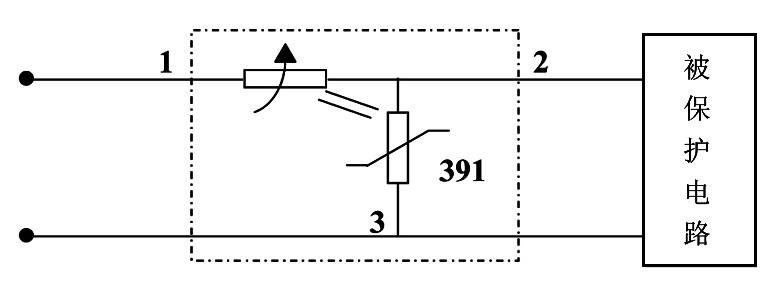 wmz13a过流过压保护复合ptc热敏电阻